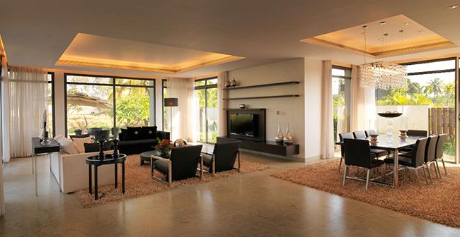 Luxury villas for sale in Nandi Hills