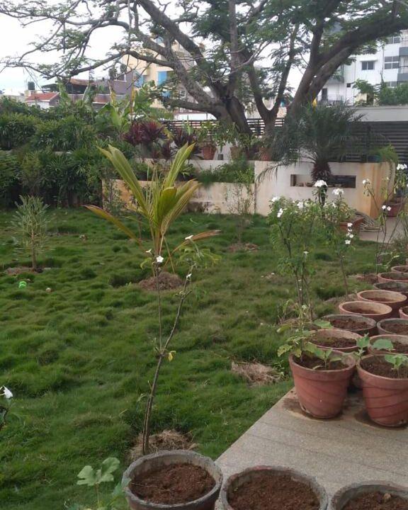 Exclusive 5BHK villa on Hennur Road