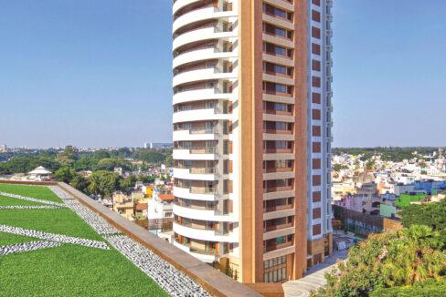 Luxury 4BHK flat in Ulsoor