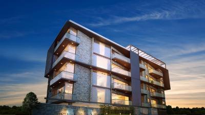 3BHK flat at Skav Mekhri Ritz
