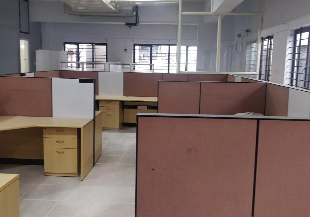 Furnished Office space in Vasanthnagar