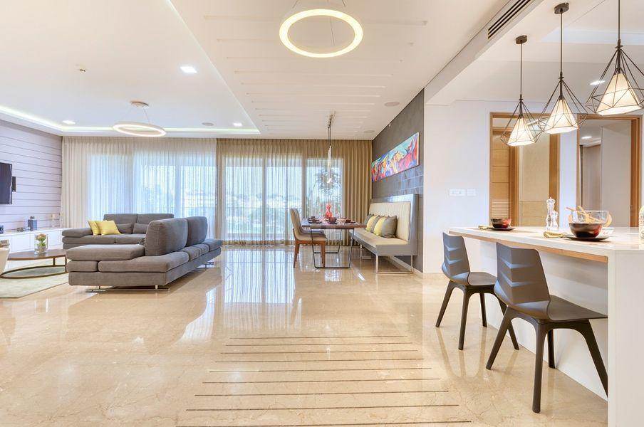 Luxury 3 and 4BHK flats in Jayanagar