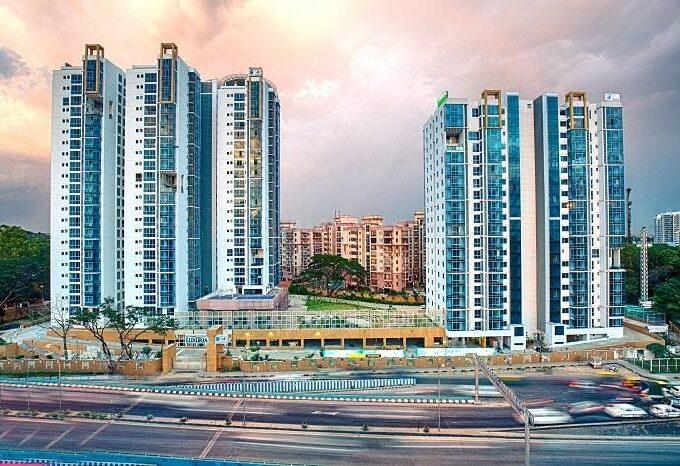 Upscale 3,4BHK flat in Malleshwaram